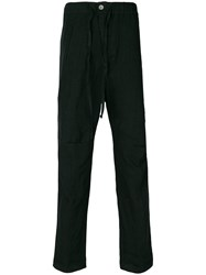 Andrea Ya'aqov Ergonomic Trousers Black