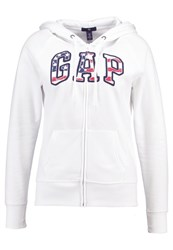 Gap Flag Tracksuit Top White