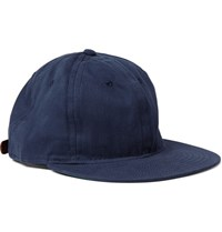 Ebbets Field Flannels Cotton Twill Baseball Cap Navy