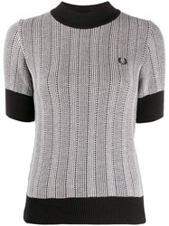 Fred Perry Embroidered Logo Jumper 60