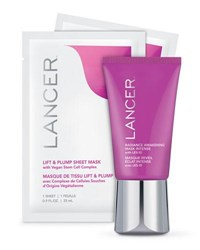 Lancer Limited Edition Plump And Brighten Mask Set A 210 Value