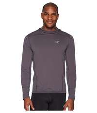 Arc'teryx Phasic Sun Hoodie Pilot Sweatshirt Blue
