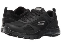 Skechers Skech Air Cloud Black Women's Shoes