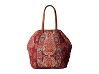 Billabong Morro Solstice Tote Bag Black Cherry Tote Handbags Burgundy