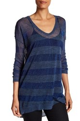 Zadig And Voltaire Preppy Deluxe Pullover Blue
