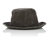 Ca4la Linen Bucket Hat Charcoal