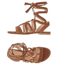 Lerre Sandals Brown