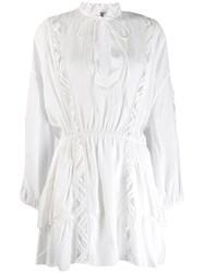 Iro Short Acevedo Dress White