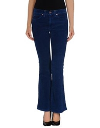 Earl Jean Casual Pants Bright Blue
