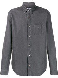 Closed Denim Shirt Grey