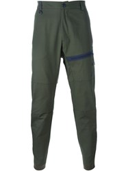 Nike Bonded Trousers Green