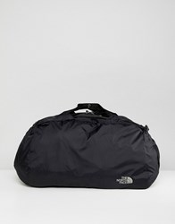 The North Face Flyweight Duffel Bag 32 Litres In Black