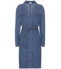 Closed Denim Dress Blue