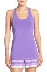 Women's Brooks 'Go To' Racerback Tank Dusk