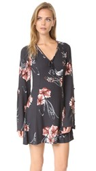 Somedays Lovin Homecoming Floral Dress Multi
