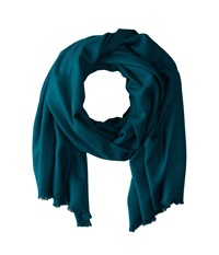 Love Quotes Rayon Eyelash Scarf Naples Scarves Blue