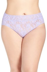 Hanky Panky Plus Size Women's French Briefs Hyacinth