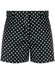 Boutique Moschino Polka Dot Print Shorts 60