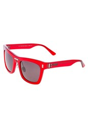 Calvin Klein Sunglasses Crystal Red