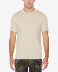 Perry Ellis Men's Classic Fit T Shirt Sandbar