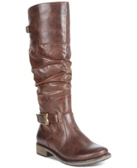 Bare Traps Stiller Slouch Tall Boots A Macy's Exclusive Women's Shoes