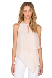 Elizabeth And James Tabby Tank Pink