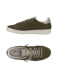 Lotto Leggenda Sneakers Military Green
