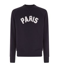 Sandro Parisien Sweater Male Black