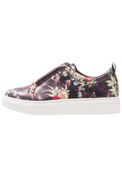 Missguided Trainers Black Multicoloured