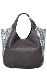 Urban Originals 'Masterpiece' Tote Grey Steel