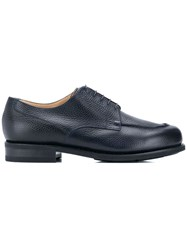 Paraboot Pebbled Shoes Black