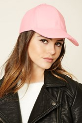 Forever 21 Faux Leather Dad Cap