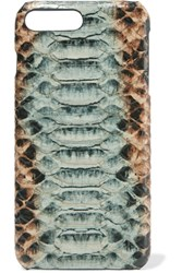 The Case Factory Cobra Effect Leather Iphone 7 Snake Print