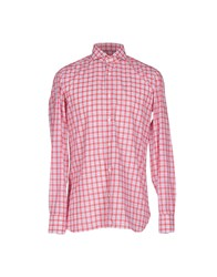 Giampaolo Shirts Red