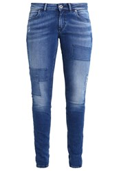Marc O'polo Slim Fit Jeans Pleasure Wash Blue