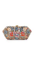 Santi Embellished Clutch Multi
