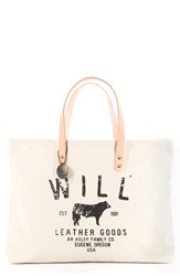 Will Leather Goods 'Small Classic' Tote