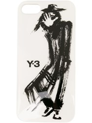 Y 3 Self Portrait Iphone 5 Case White