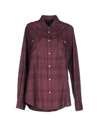 Lot 78 Shirts Shirts Women Garnet