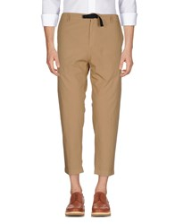 .. Beaucoup Casual Pants Beige
