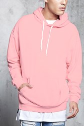 Forever 21 Drawstring French Terry Hoodie