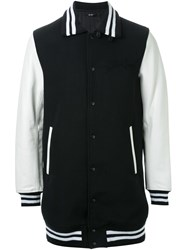 Hl Heddie Lovu 'Stadium' Long Sport Jacket Black