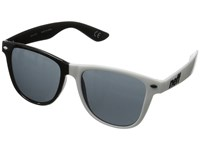 Neff Daily Shades Black White Split Sport Sunglasses