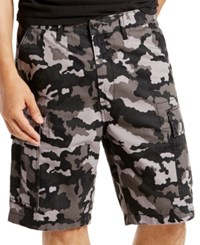 Levi's Carrier Loose Fit Camouflage Cargo Shorts