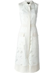 Belstaff Cynthia Dress White