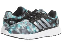 Adidas Energy Cloud V Core Black Silver Metallic Easy Mint Women's Running Shoes Multi