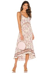 Spell And The Gypsy Collective Maisie Strappy Dress Cream