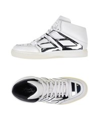Alejandro Ingelmo Footwear Low Tops And Trainers Men White