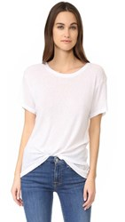 Wildfox Couture Manchester Tee Clean White