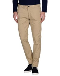 Jack And Jones Jack And Jones Premium Trousers Casual Trousers Men Beige